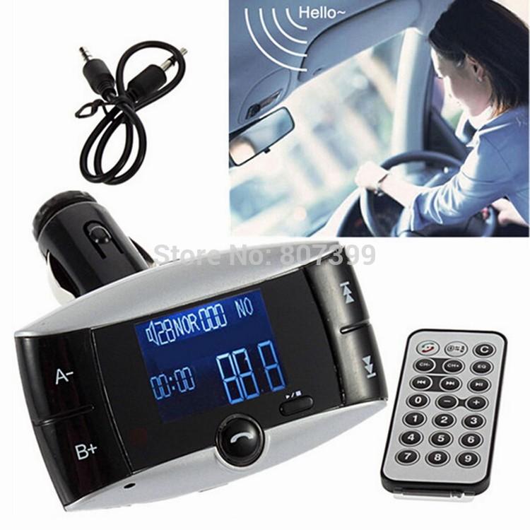 FM трансмиттер Transmissores de fm Bluetooth automotivo MP3 coche FM SD/USB /Bluetooth fm трансмиттер intego fm 102