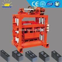 QTJ4-40 hand press brick making machine