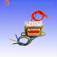 50W EI Ferrite Core Input 380V 50Hz Electric Power Transformer Output 220V