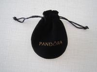 50pcs/lot , 11.5*8.5 cm,round shape,brand  jewelry  black  color pouches !