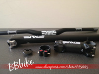 NEW 2015 ENVE bike  carbon fibre riser/flat handlebar + seatpost+Stem+top caps+clamp