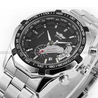 Male Watchrelojes New 2015 Relogio Masculine Mens Wristwatch Man Mechanical Wristwatches Free Gift Box Watches Men