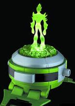 Venda quente relógio Omnitrix Ben 10 Alien Force Ten Bandai iluminador assista lights-n-som Ben10 crianças brinquedos brinquedo grátis frete(China (Mainland))