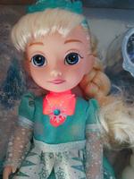 "12 Inch Elsa doll Princess Elsa singing ""Let it go"" Musical Doll Elsa party toy Girl Gifts"