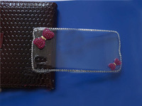 lenovo S960 case ,New arrival Crystal Diamond Hard Back Skin Mobile phone Case Protective Shell