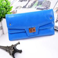 Women wallets  thirty percent purse Creative double LIDS button lady's wallet zero wallet manufacturers selling short