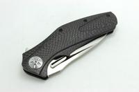 Perfect Feeling 2015 Model ZT 0777 Pocket Folding Knife S35VN Steel Carbon Fiber 3D Handle Tactical Survival Free Shipping