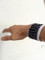 Men's Sports Wrist fitness wrist go to run basketball tennis badminton hip-hop weightlifting sports protective gear wrist strap