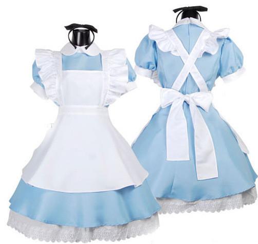 Лолита. костюм. чудес. платье. в. Хэллоуин.