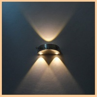 LED wall light Sconces Decor Fixture Lights Lamp Light bulb Warm White NEW 3W wall lamp