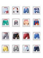 VANSYDICAL NK1003-1026  Leggings sports briefs bicycle clothing Football Series