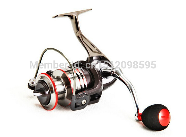 Fishing spinning reel coil German technology 12bb 3000 series discount hot sale for shimano feeder fishing(China (Mainland))