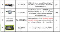Rose's LED PI for client on  12th Jan 2015