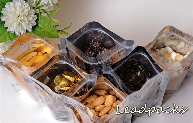 Hight-quality aluminum foil freezer bag Size 16*23+4cm Thickness 150 Microns(China (Mainland))