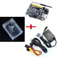 The arrival Banana Pro, Beyond Banana Pi with WIFI/ Gigabit Ethernet /Sate Port Standard full Kit free shipping