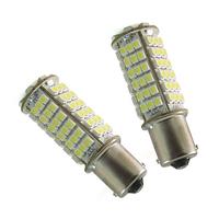 A Pair of Brake Light Bulbs Super Bright 1156 BA15S 102 SMD 3014 DC 12V Led Lights