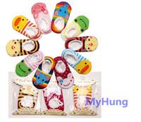 Children unisex Fashion Socks Cartoon Kids Sport Hosiery Baby Girl Boy Lovely Boat Socks Free shipping