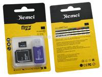 Memory Cards 2015 ( mejor! )  8 GB  class 10 micro sd tarjeta de memoria TF clase 10 + lector de tarjetas libre