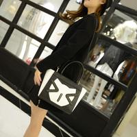 Cute Cat Handbag Hot Sale Women Shoulder Bags Dress Ladies Crossbody Messenger Bag Girls Casual Tote Hobo Purse