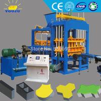 full automatic hydraulic  interlocking brick machine/construction machinery