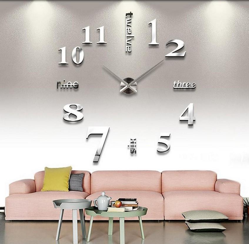 Gambar Jam Dinding Besar 3d Nyata Besar Jam Dinding