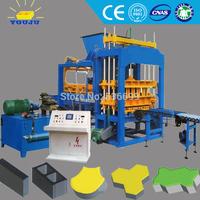 Hot sale automatic clay brick making machine/construction machinery