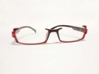 Tokyo Ghouls Kamishiro Rize red frame glasses cosplay glasses handmade! CS36