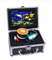 "free shipping 7"" TFT LCD DVR Video Fish Finder System 600TVL Underwater Camera 30M Version diving camera Father's Day Gift"