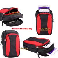Climbing Outdoor Sport Bag Mobile Phone Case Bag Belt Clip Case Waist Bag For  Meizu M1 Note