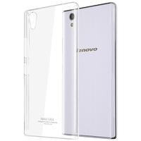 10pcs/lot Genuine IMAK Crystal series PC Ultra-thin transparent Case Cover Back For Lenovo P70t + retail + freeship