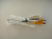 0-400C  Fiberglass  Thermocouple K type