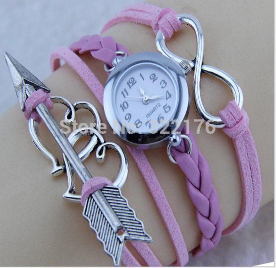 [ Life Art ] 12pcs/ lots ladies novelty watches 2015 new creative jewelry bracelet marketing products women Wrist watches(China (Mainland))