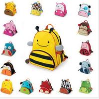 In Stock ! Backpack export super cute cartoon printed children's mini schoolbag backpack  for kid children