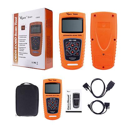 Een Automotive Odb Obd Ii 2 Obd2 Obdii Diagnose Code Reader Scanner Scan Tool Vs600  te koop aangeboden