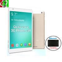 9.7inch Teclast P98 3G Android 4.4 Octa Core MTK8392 Tablet PC Retina 2048x1536 Dual Camera 13.0MP 2GB/16GB GPS WCDMA Phone Call