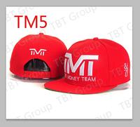 gift 2014 new fashion brand TMT hats The Money Team snapback cap top quality men & women's adjustable cap letters baseball hat