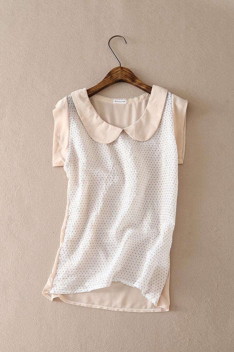 Women'S Plus Size Polyester Blouses 89