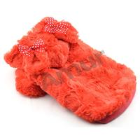 Amur Pet products Dog Clothing cotton coat jacket fleece rabbit ear poodle teddy