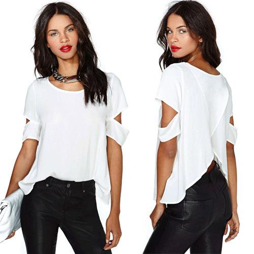 цена Женские блузки и Рубашки Brand New femininas blusas o , 2015 483 онлайн в 2017 году