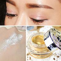 Genuine Eyeshadow cold, super flash pearl shiny pink eyeshadow, makeup eye base cream BB-08