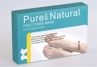 200bag/set Health Care Foot Mask Socks Plant Extracts Foot Film sets Nutritious Skin Care Exfoliator Socks