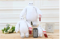 Cartoon Movie Big Hero 6 Baymax Robot Plush Toys Dolls Movies & TV Toys & Hobbies Child Baby Toys Gifts