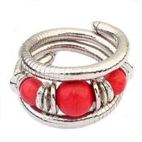 TOP brand new fashion crystal bracelet jewelry gift woman snake bracelet beaded multi-112938