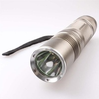Waterproof  850lum 1x Cree XM-L T6 5-Modes Led Flashlight (1 x 18650 battery NOT include)