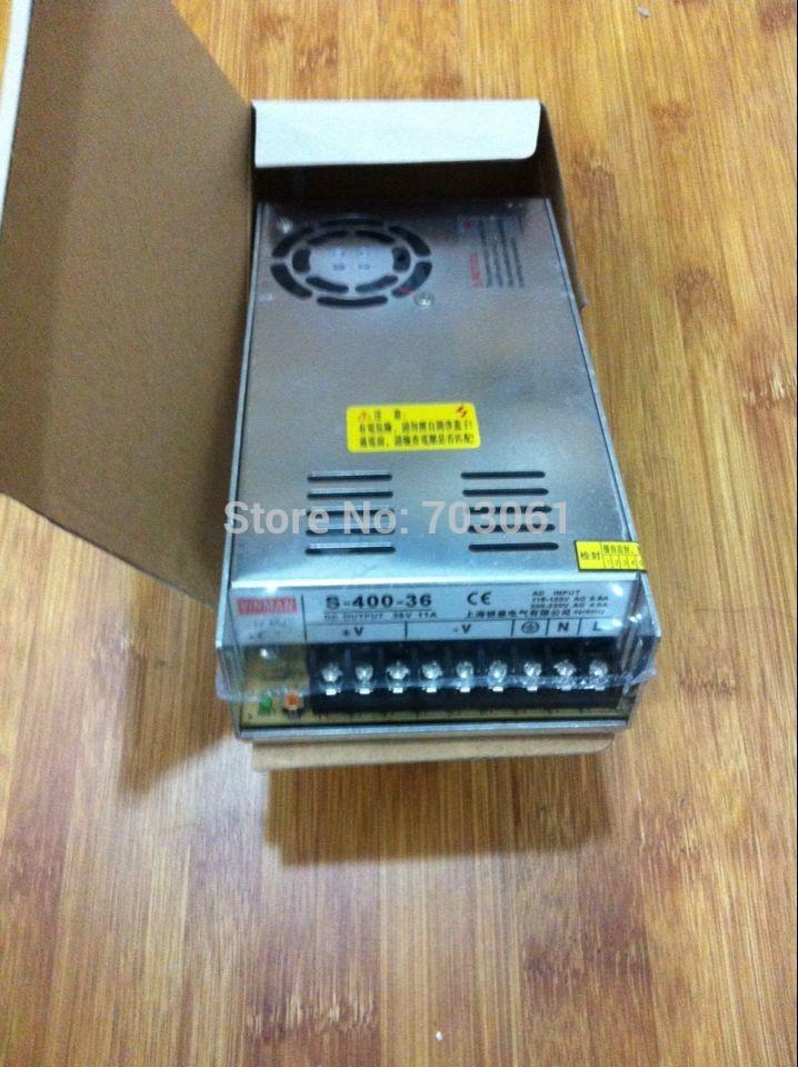 400W 36V power supply for machine(China (Mainland))