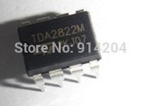 Free shiping 10PCS TDA2822 DIP-8 2822 TDA2822M