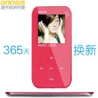 Q2 4g mp3 mini player recording pen mp4 screen fm sports mp3