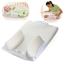 Baby Infant Fixed Positioner Prevent Flat Head Pillow Ultimate Vent Sleep System(China (Mainland))