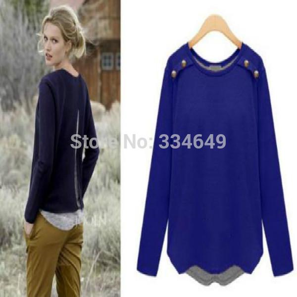 Женский пуловер 6196