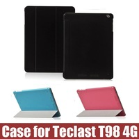 9.7inch tablet pc case over fashion style for teclast T98 4G case cover flip case